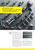 Ny generation i rustfri stål: Det nikkelfri Viega Sanpress rør 1.4521. - Page 6