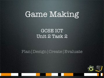 GCSE ICT Unit 2 Task 2 - AmmA Centre