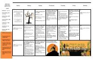 Monthly Asbury Place Calendar - Arbor Acres