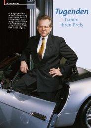 AP Sonderausgabe BMW Z8 2000 - Plastverarbeiter