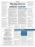 January 29, 2011 - Phuket Gazette - Page 6