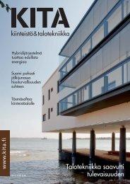 Kiinteistö & Talotekniikka 1/2013 - PubliCo Oy