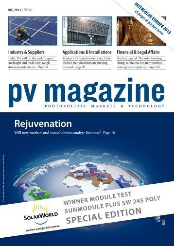 PV+Test DE EN - SolarWorld AG
