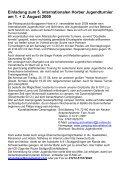 ÷ Separates Turnier pro Alterskategorie ÷ Doublette formée ÷ Poule ... - Seite 4