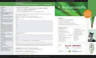 4. BioKunststoffe - PlasticsEurope