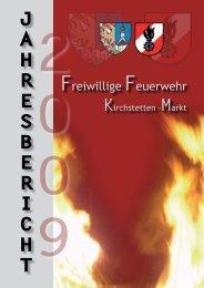 J A H R E S B E R I C H T - FF Kirchstetten - Marktgemeinde ...