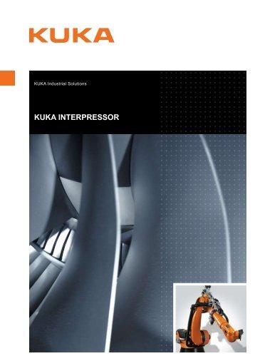KUKA Interpressor - KUKA Systems
