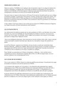 assemblee generale 2007 - Association Nationale des Médecins du ... - Page 2
