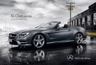 Download the SL-Class price list - Mercedes-Benz UK
