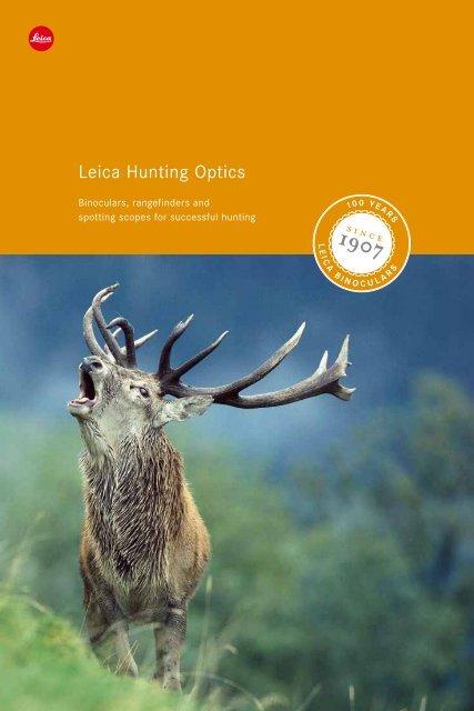 Leica Hunting Optics