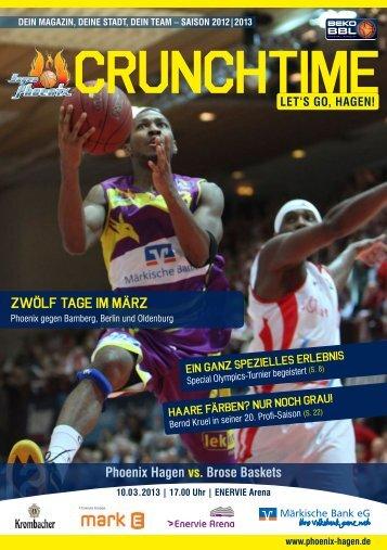 Brose Baskets (PDF-Version) - Phoenix Hagen