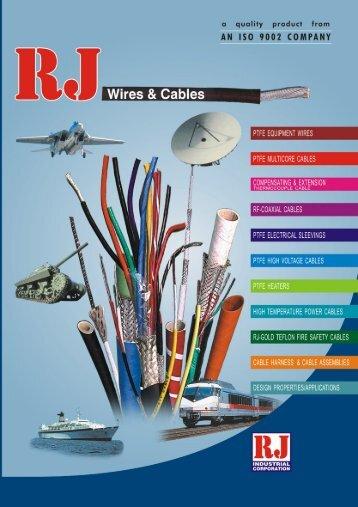 Product Catalog - RJ Industrial Corporation