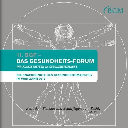 Programm BGF-Das-Gesundheits-Forum-2013.pdf - spectrumK