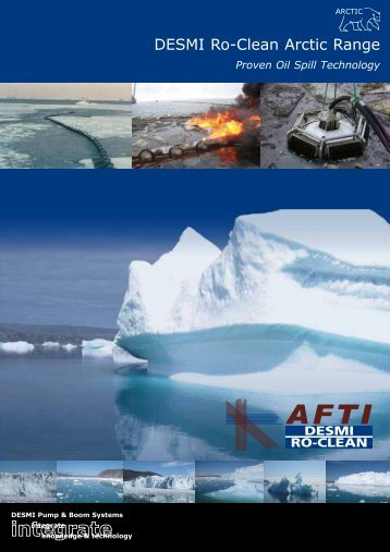 DESMI Ro-Clean Arctic Range