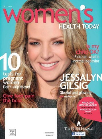 Fall 2010 (PDF 2.79 MB) - Women's Health Experience