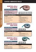 Coated Abrasive Rolls Cloth Rolls NORTON ... - Grindwell Norton - Page 2