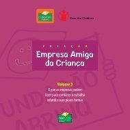 Empresa Amiga da Criança - Fundação Abrinq