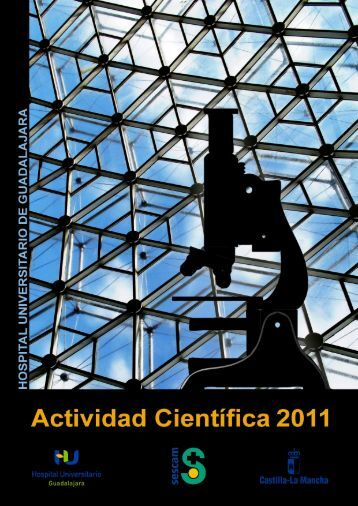 Memoria 2011 - Hospital Universitario de Guadalajara - Junta de ...