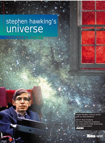 Stephen Hawking's Universe - PBS