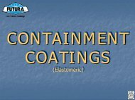 Containment Coatings - ITW Futura Coatings