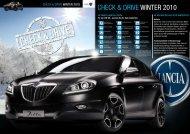 CHECK & DRIVE WINTER 2010