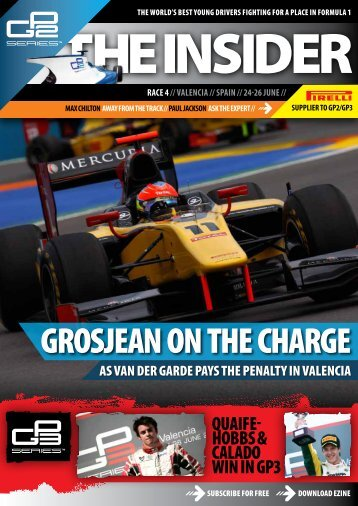 Issue 40 - GP2 Series