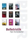 Piper Taschenbuch Sommer 2012 - Piper Verlag GmbH - Seite 3