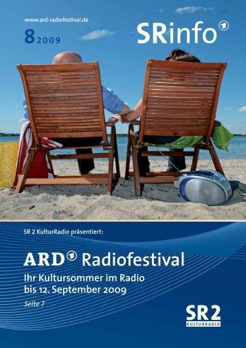 ARD Radiofestival - Saarländischer Rundfunk