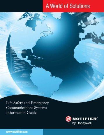 A World of Solutions - Notifier