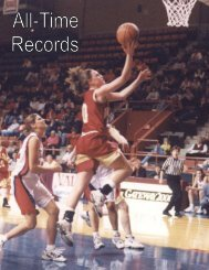 All-Time Records - Walsh University