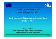 download presentation - Wfd-croatia.eu