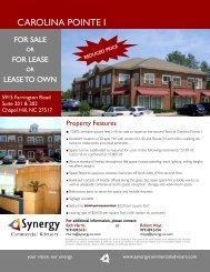 5915 Farrington Rd-9-23-11.pub - Synergy Commercial Advisors