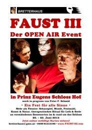FAUST III - Peter F. Schmid