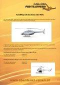 Mit dem Hubschrauber zum Restaurant - Abenteuer Reise in ... - Seite 2