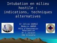 techniques d'IOT Gourlé - Secours-montagne.fr