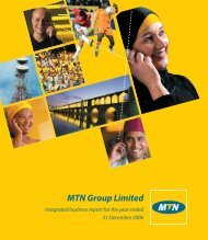 Complete Annual Report - MTN Group