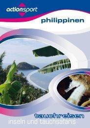 Der Philippinen - Katalog 2010 zum download als PDF