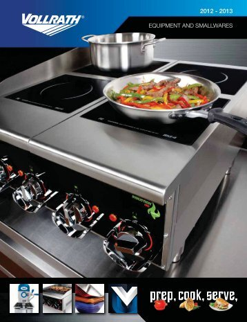Countertop Cooking Equipment - Greenfield World Trade