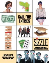 Call FOR EnTRIEs - Exhibitor Magazine
