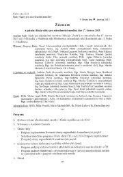 Záznam z jednání Rady dne 17. června 2013 - Vláda ČR