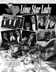 Lone Star Lady Jan Feb 2009 - Rroctexas.com