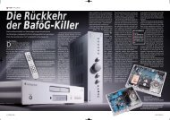 Die Rückkehr der BaföG-Killer - taurus high-end gmbh