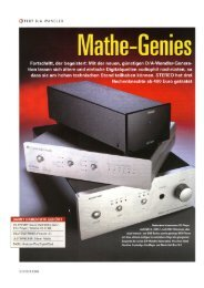 Cambridge Audio DacMagic Stereo 08/2009 -