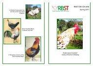 Spring 2011 News letter - RBST Devon