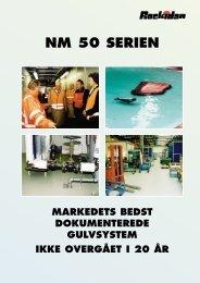 NM 50 SERIEN - Rockidan