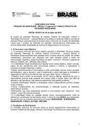 edital - Portal do Instituto Federal Fluminense - Iff