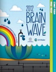 SA Water Brainwave Program 2012