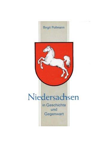 Niedersachsen in Geschichte und Gegenwart - Politische Bildung ...