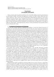 Rapport E.Wallon-conclusion - ReprésentationS