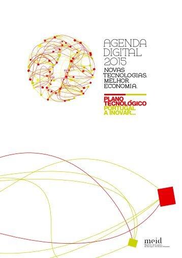 Agenda Digital 2015 - Computerworld